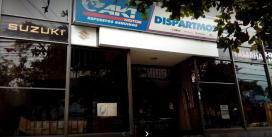 DISPARTMOTOS  40 años  Acompañando  al  Motociclista Colombiano
